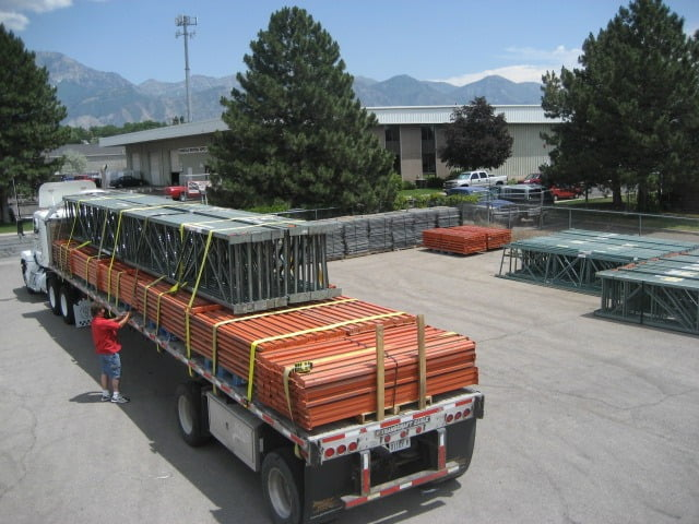 Shipping of Components