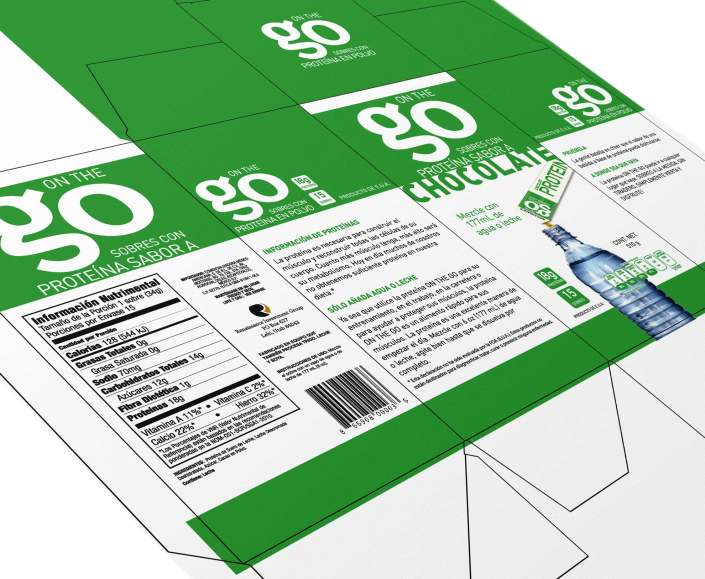 Product packaging proof