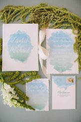 Inspired by http://www.modwedding.com/2015/02/21-chic-minimalistic-wedding-invitations-designs/ Featured Photographer: Katie Kett Photography; Invitation: Made Divine via Style Me Pretty