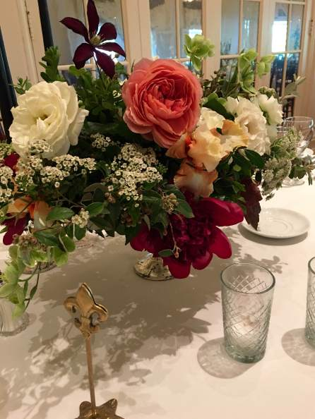 beautiful tablescape and centerpieces by ashley fox wedding desings