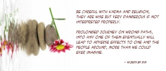 Karma and Religion