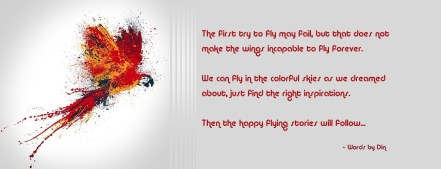 Fly Colourful