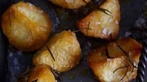MODERN AUSTRALIAN Best ever rosemary roast potatoes