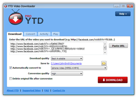 YTD Video Downloader Pro 6.11.7