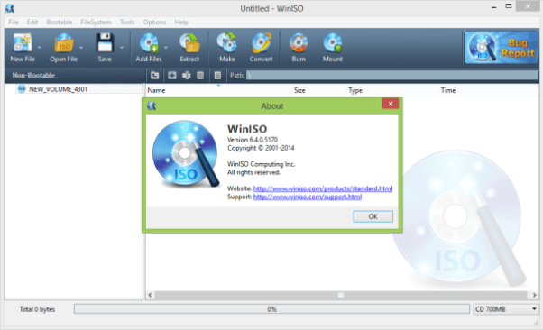 WinISO 6.4.1 Crack + Registration Code Free Download 2020