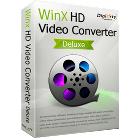 WinX HD Video Converter Deluxe 5.16.0.331 download