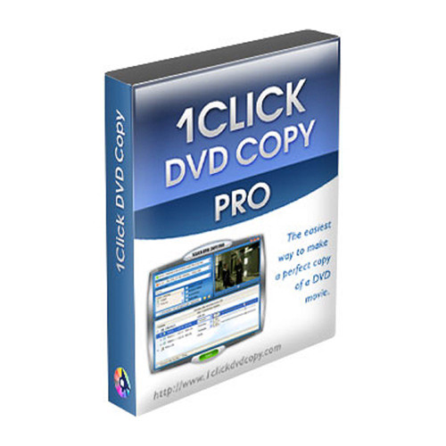 1CLICK DVD Copy Pro 5.1.2.7 with Crack