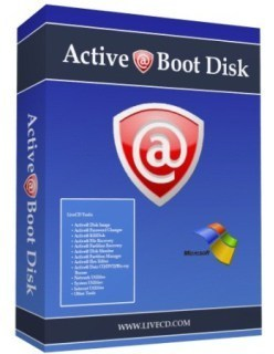 Active@ Boot Disk 15.0.6 Full ISO