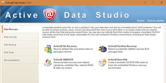 Active@ Data Studio 16.0.0 Free Download