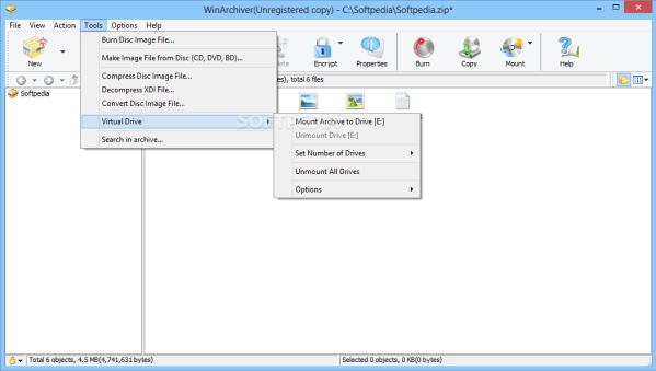 WinArchiver 4.8 with Keygen