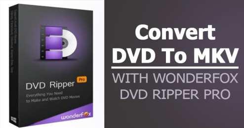 WonderFox DVD Ripper Pro 13.1 with Key