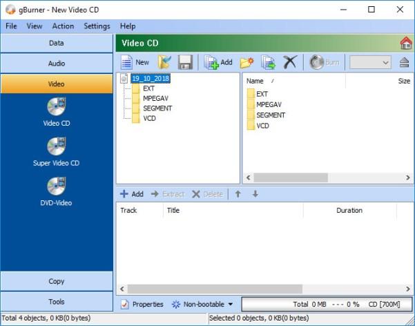 gBurner 4.9 with Keygen