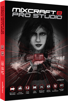 Mixcraft Pro Studio 8.1 Download