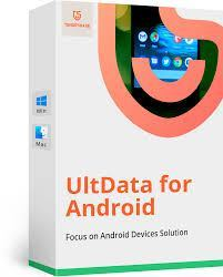 Tenorshare UltData for Android 8.7.1.3 with Keygen