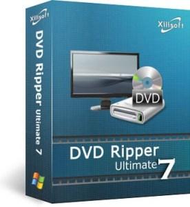 Xilisoft DVD Ripper Ultimate 7.8.23 with Keygen