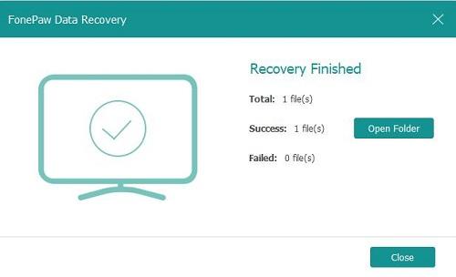 FonePaw Data Recovery 1.6.0 Screenshot 1