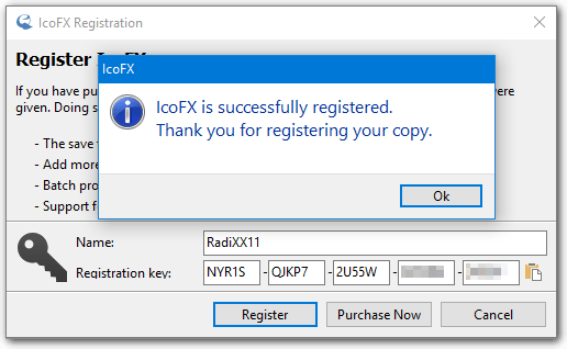 IcoFX 3.4.0 Screenshot 1