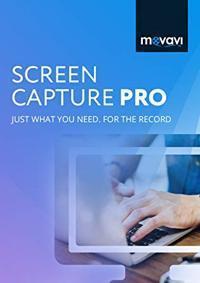 Movavi Screen Capture Pro 10.1.0 Cover