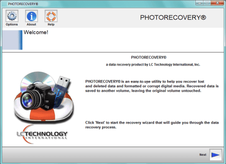 PHOTORECOVERY Professional 2019 Screenshot 2