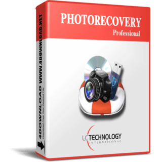 PHOTORECOVERY Professional Cover