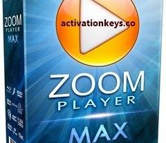 Zoom Player MAX 14.5 Build 1450 Cover
