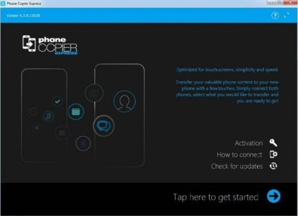 MOBILedit Phone Copier Express 4.6.0.16903 Screenshot 2