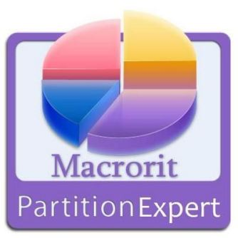 Macrorit Partition Expert 5.3 Cover