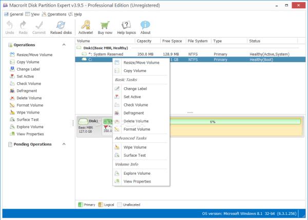 Macrorit Partition Expert 5.3.9 Keygen Screenshot 2