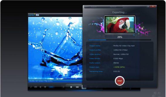 Mirillis Splash Pro Screenshot 1