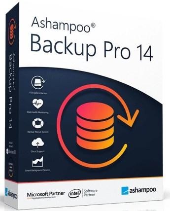 Ashampoo Backup Pro 14.0.6 Crack