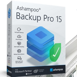 Ashampoo Backup Pro 15.03 Crack + Serial Key 2021 Download