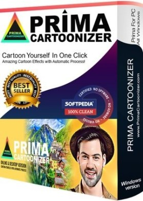 Prima Cartoonizer 1.6.5 + Crack