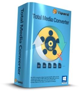 Tipard Total Media Converter crack
