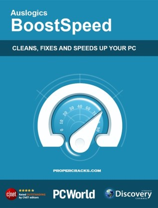 Auslogics BoostSpeed ​​Crack