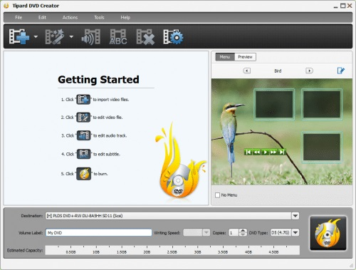 Tipard DVD Creator Serial Key Crack