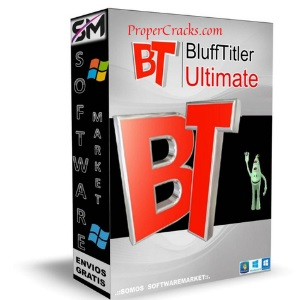 BluffTitler Ultimate Crack + Full Keygen Free Download
