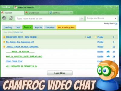 Camfrog Video Chat 6.52.2 Build 5055 Crack Download Free