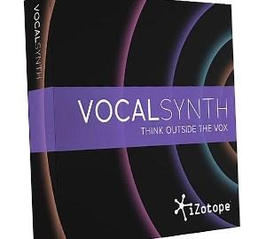 iZotope VocalSynth 2 Crack