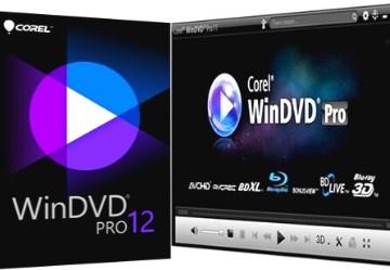Corel WinDVD Pro Crack License Key