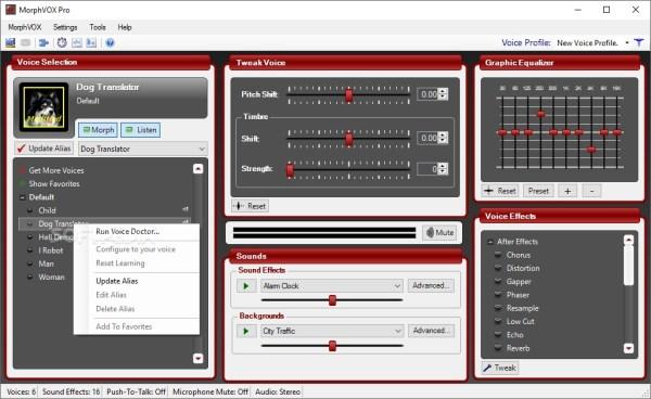 MorphVox Pro Crack 4.5 + Serial Key Latest