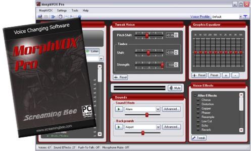 MorphVox Pro Crack v4.5 + Serial Key 2021 Free Download