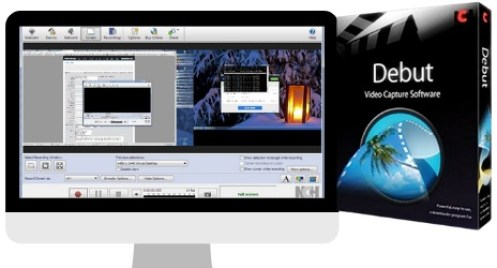 NCH Debut Video Capture Pro Crack