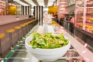 hydroponic restaurants