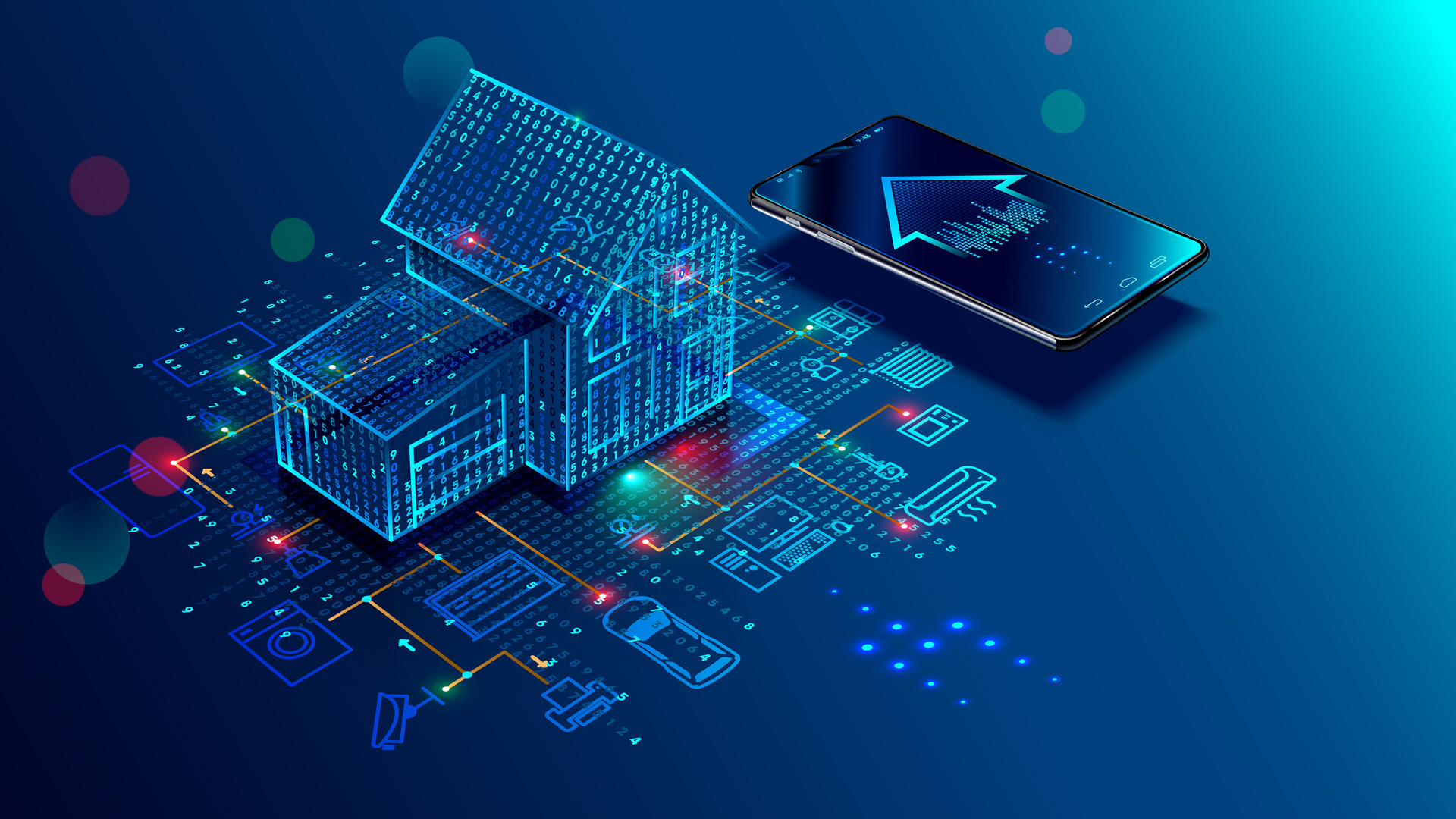 homes based autonomous things