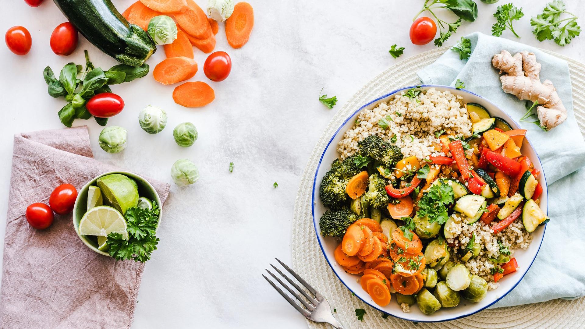 Vegetable RTE Food