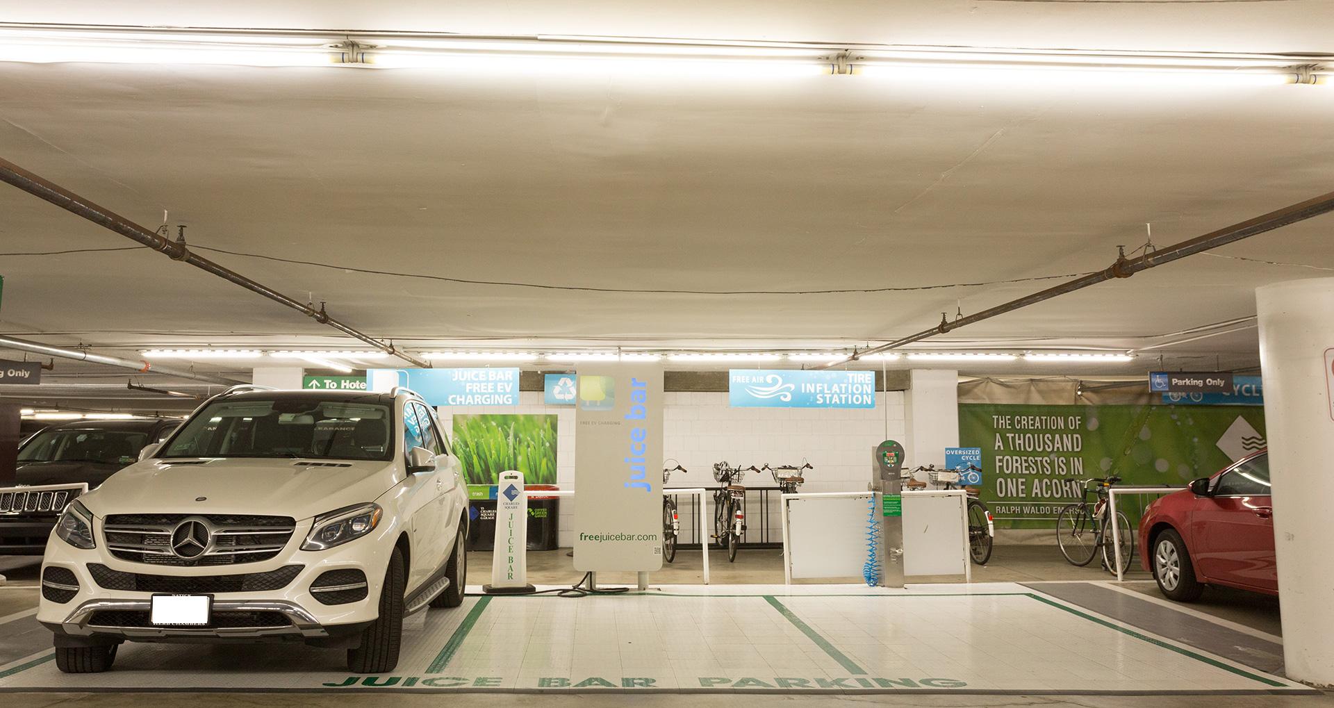 EV Indoor Charging