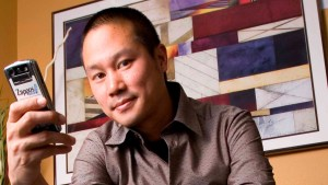 Tony Hsieh Delivering Happiness
