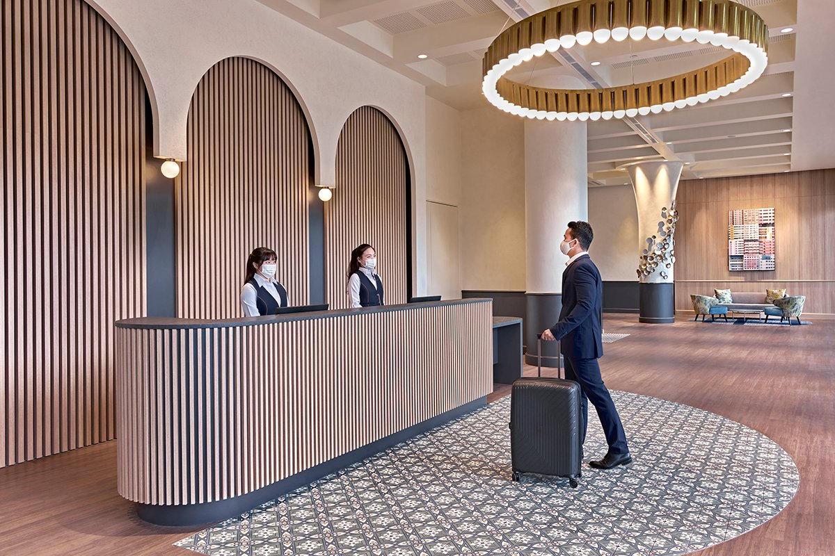 Reception Connect@Changi