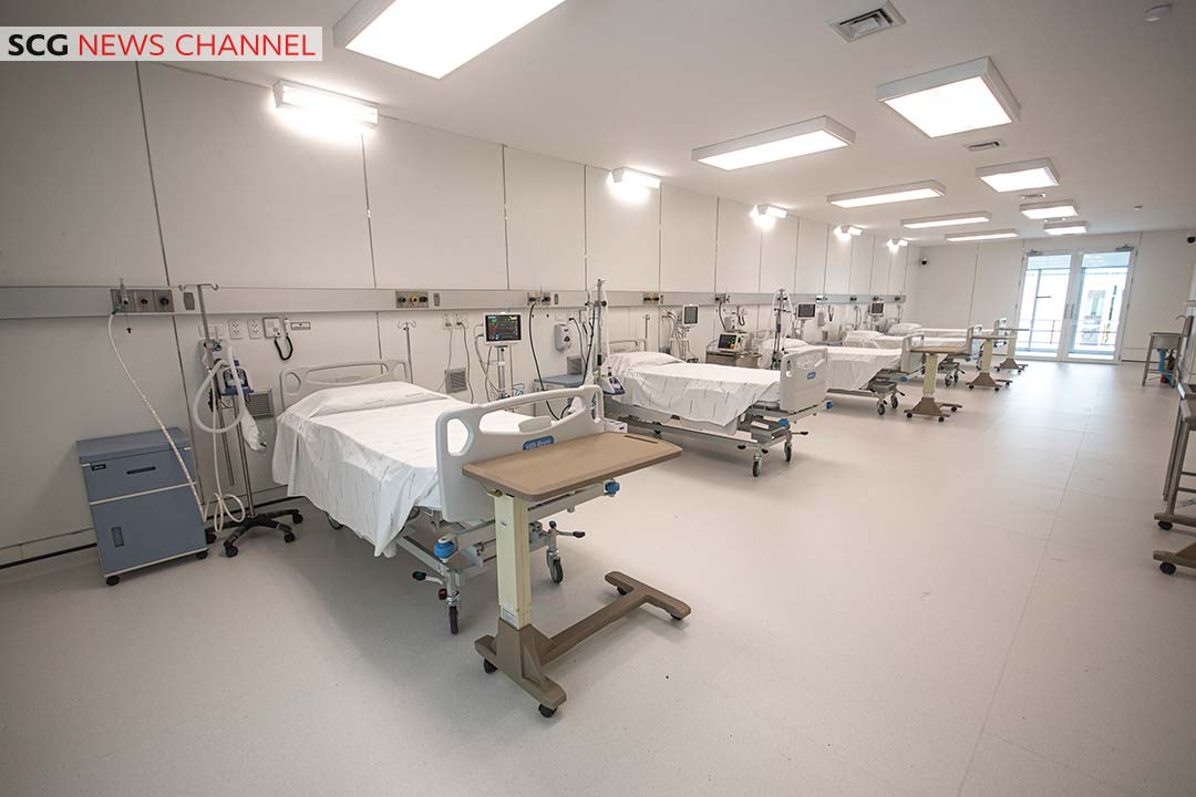 SCG Modular ICU