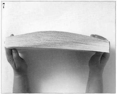 Сталкивание бумаги